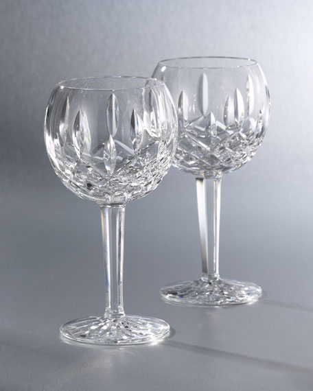 Waterford Crystal Lismore Balloon Wine Stem