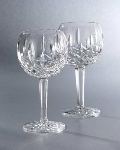 Waterford Crystal Lismore Balloon Wine Stem