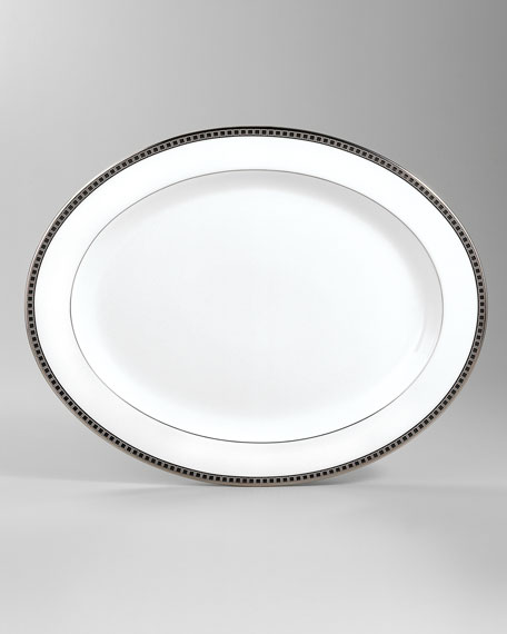 Bernardaud Athena Platter, Large