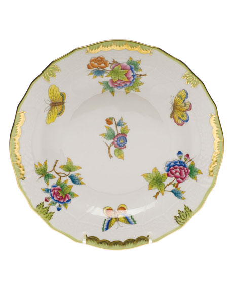 Queen Victoria Dessert Plate