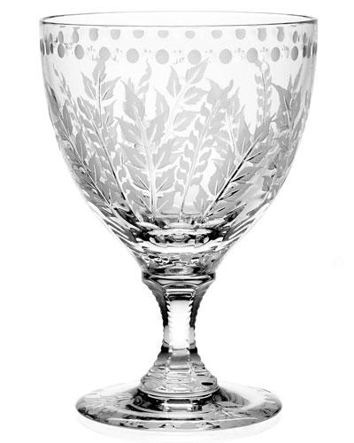 Fern Wine Glass, Small