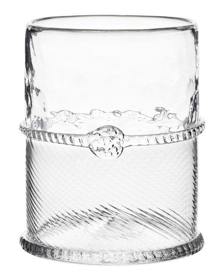 Juliska Gramah Double Old Fashioned Glass