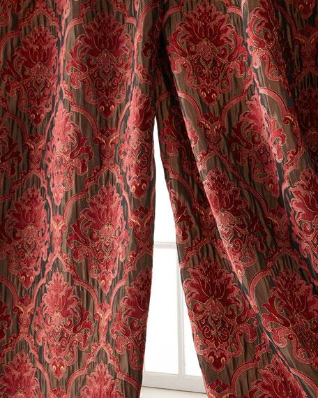 """Each Maria Christina Curtain, 98""""L"""