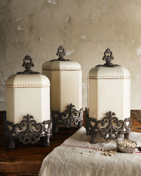 G G Collection Canisters