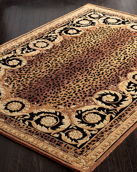 "Safavieh Roman Leopard Rug, 9'6"" x 13'6"""