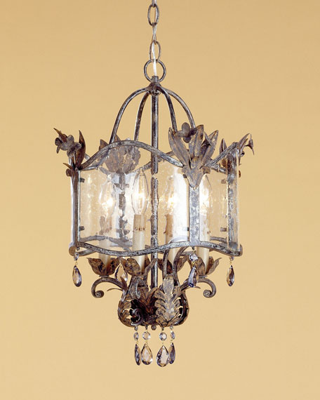 Jaquie Small Four-Light Chandelier