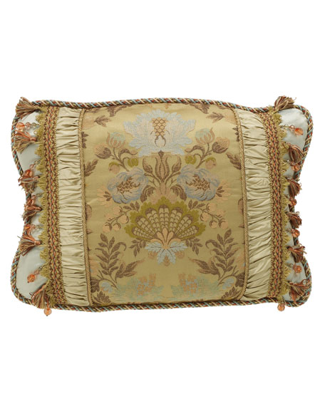 Standard Petit Trianon Scalloped Floral Sham