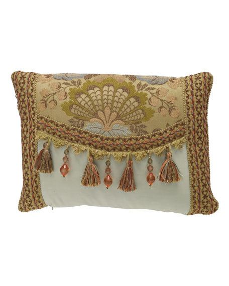 Dian Austin Couture Home Petit Trianon Envelope Pillow,