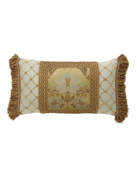Dian Austin Couture Home Petit Trianon Pieced Pillow