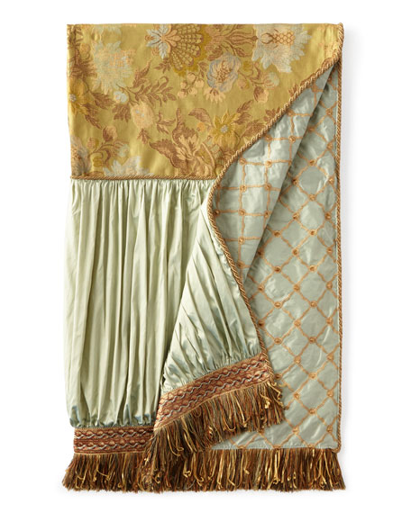 Petit Trianon Pieced Throw