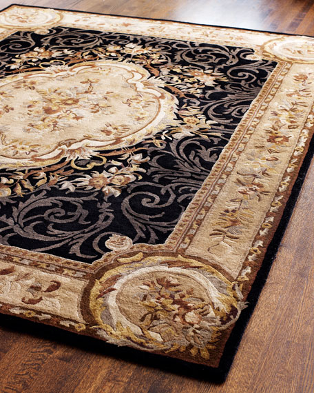 Safavieh Aubusson Night Runner, 2'6