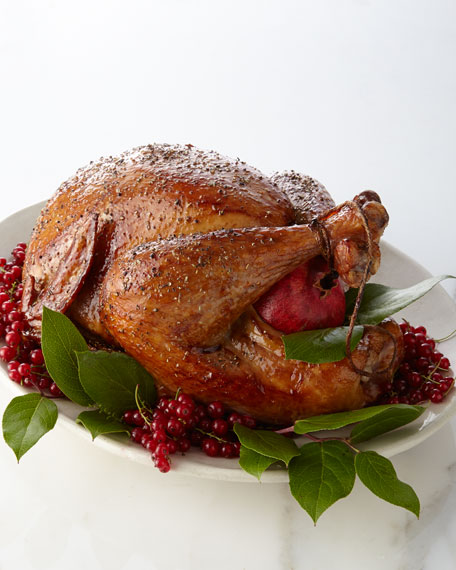 Fanestil Meats Wood-Smoked, Nitrate-Free Turkey, For 16-18 People