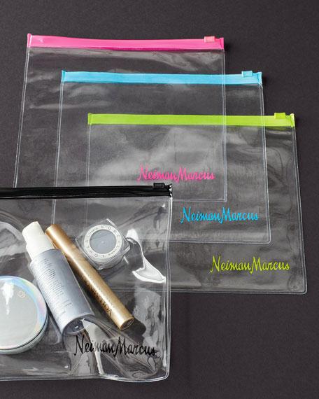 EA INTERNATIONAL LTD Clear Travel Bags