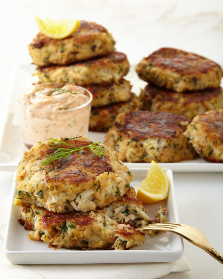 12 4-oz. Crab Cakes