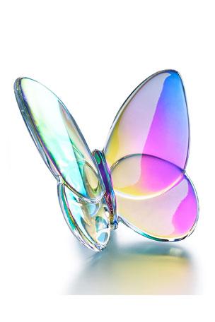 Baccarat Lucky Butterfly, Iridescent