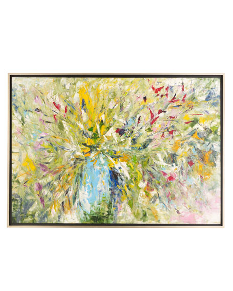 Jinlu Original Abstract Painting