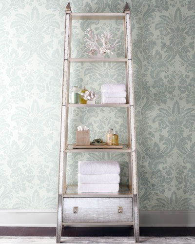 Mirrored Etagere