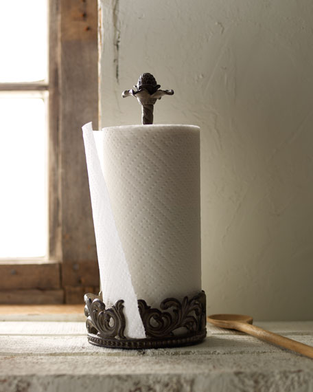 G G Collection Paper Towel Holder