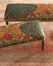 Image 3 of 5: Peacock Bench