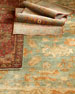 Image 2 of 2: Exquisite Rugs Gable Colors Rug, 4' x 6'