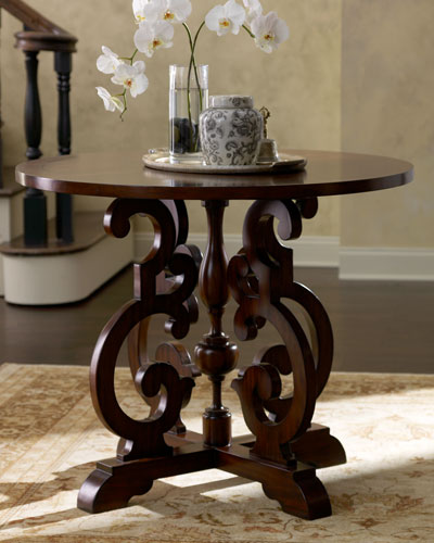 Carina Entry Table
