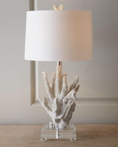 """Regina-Andrew Design """"Coral"""" Lamp"""