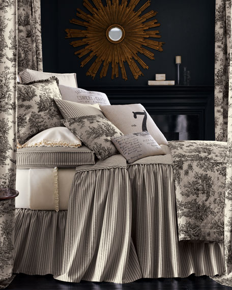 Legacy King Sydney Toile Coverlet