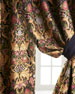 """Two 50""""W x 108""""L Gustone Curtains"""