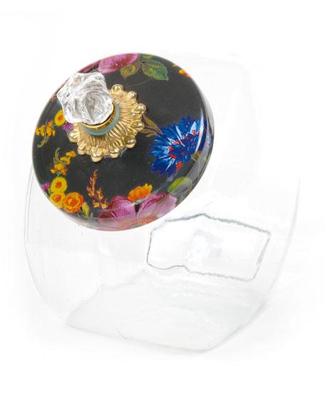 MacKenzie-Childs Flower Market Cookie Jar