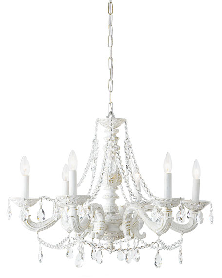 Opulent 6-Light Chandelier