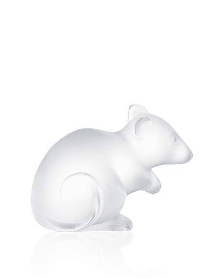 Lalique Clear Mouse