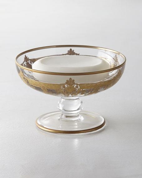Louvre Pedestal Soap Dish