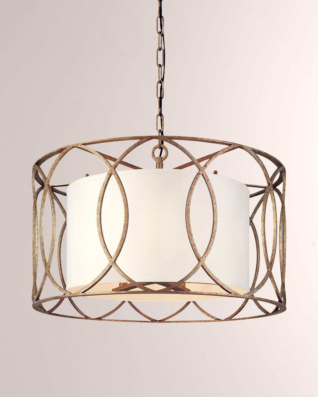 & Troy Lighting Sausalito 5-Light Pendant | Neiman Marcus
