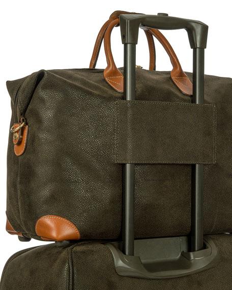 "Olive Life 18"" Cargo Duffel Luggage"