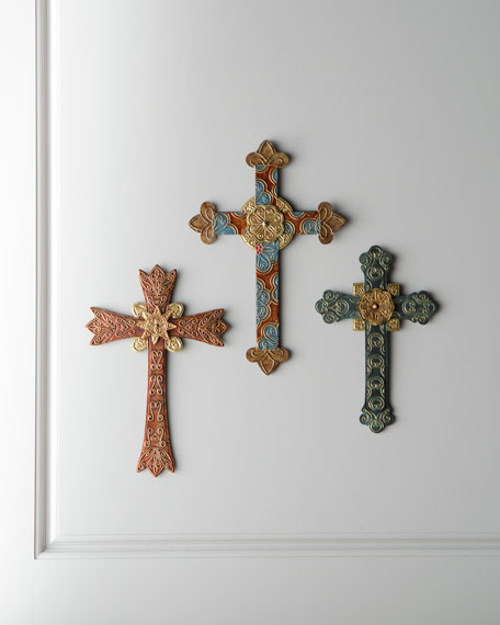 Three Old World Crosses