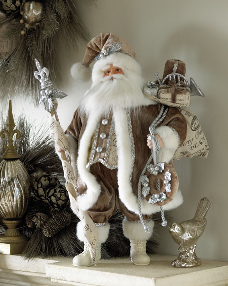 """""""Joyeux Noel"""" Santa"""