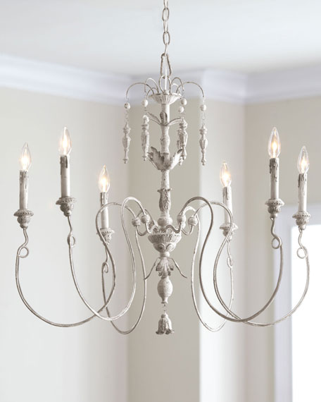 Neimanmarcus Salento 6-Light Chandelier