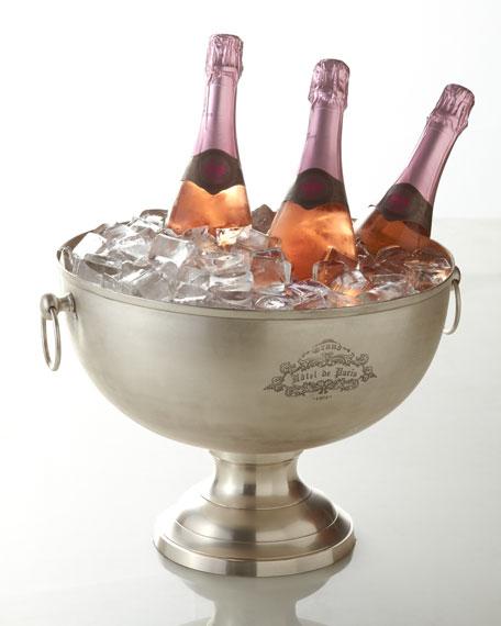 """""""Grand Hotel de Paris"""" Beverage Tub"""