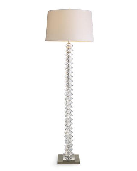 Crystal Floor Lamp
