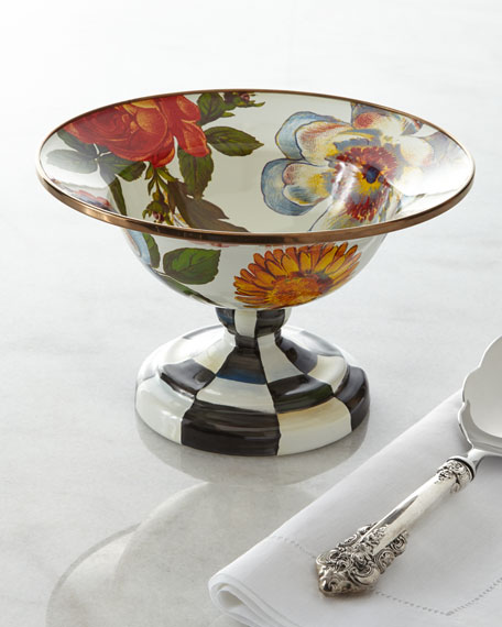 Small Flower Market Compote