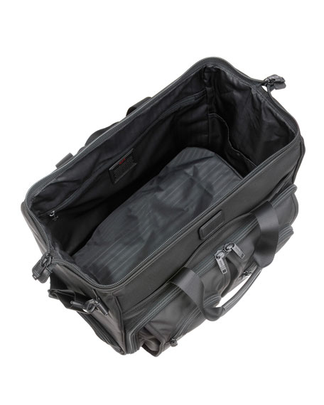 Alpha Deluxe Carry-On Satchel Bag