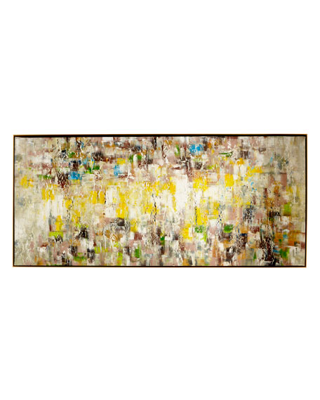"""Slickers"" Original Abstract Painting"