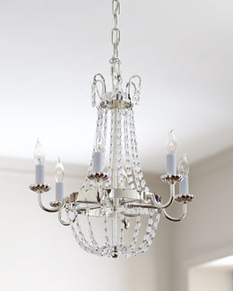 "VISUAL COMFORT Petite ""Paris"" Chandelier"