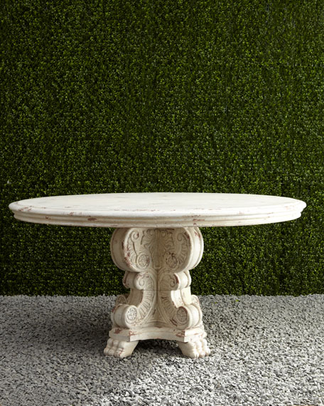"""60"""" Round Outdoor Table"""