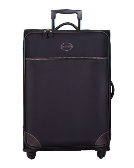 "Black Pronto 30"" Spinner Luggage"