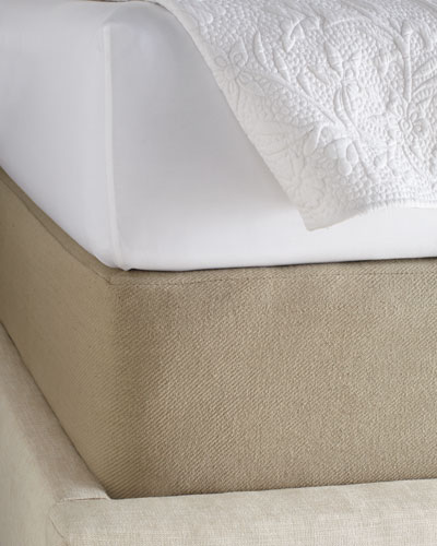 Queen Twill Box Spring Cover, 62