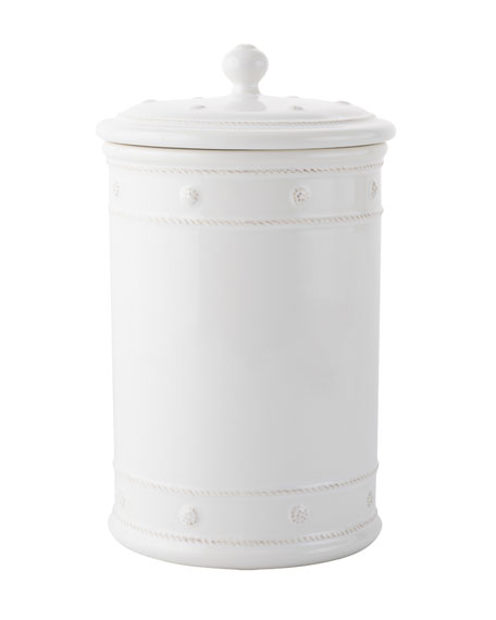 Large Berry & Thread Canister