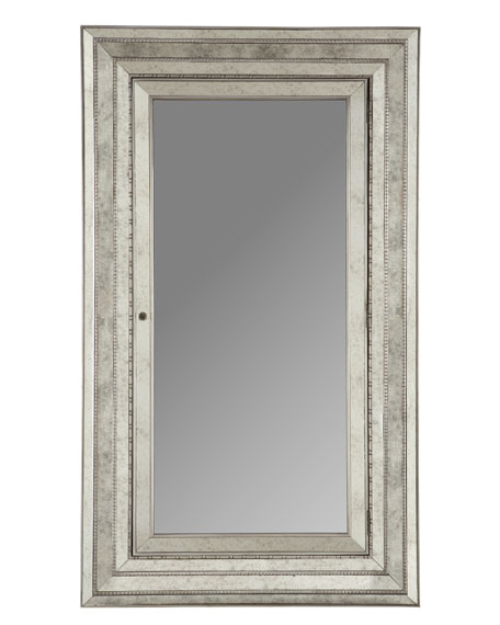 Glam Floor Mirror