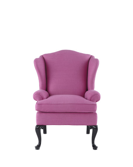 """Sally"" Wing Chair"