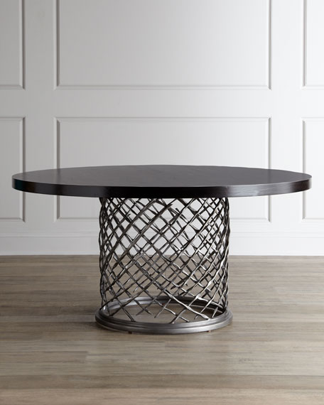 RORY ROUND DINING TABLE